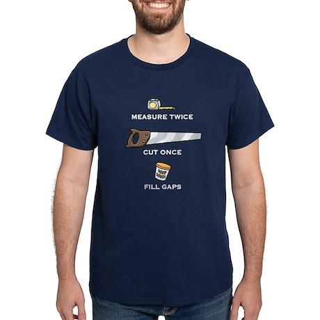Fill Gaps Dark T-Shirt