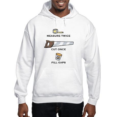 Fill Gaps Hooded Sweatshirt