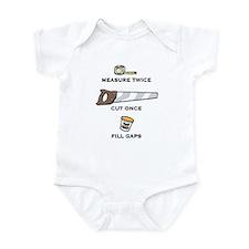 Fill Gaps Infant Bodysuit