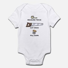Fill Gaps Infant Bodysuit