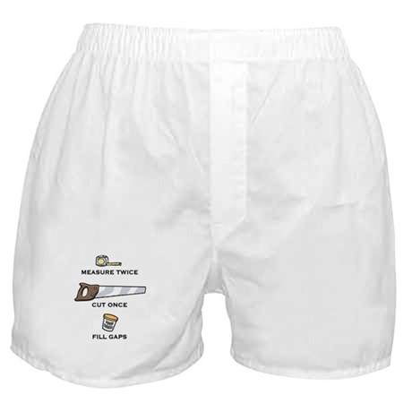Fill Gaps Boxer Shorts