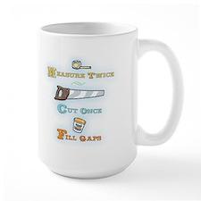 Fill Gaps Mug