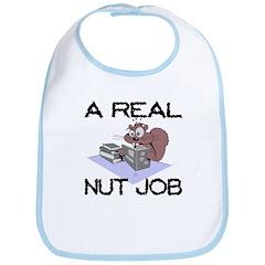 Nut Job Bib