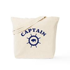 Buffalo Captain Tote Bag