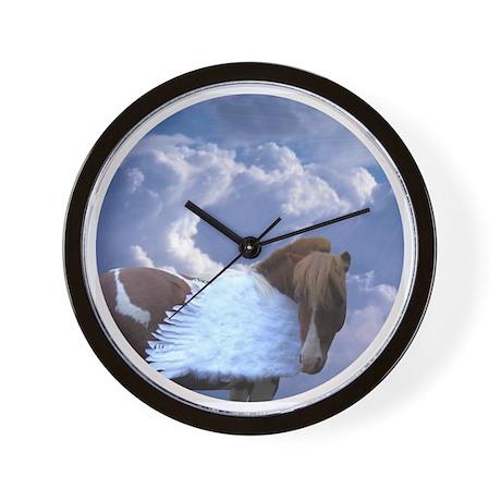 Pinto pegasus Wall Clock
