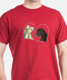 Minis Hearts Intertwined T-Shirt