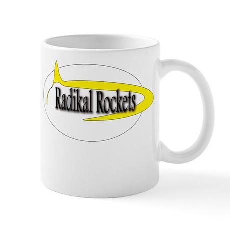 Radikal Rockets 2 Mug