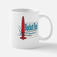 Rocket Fuel for Breakfast Mug