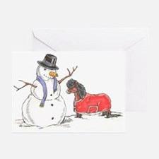 Snowman Treat Greeting Cards (Pk of 10)