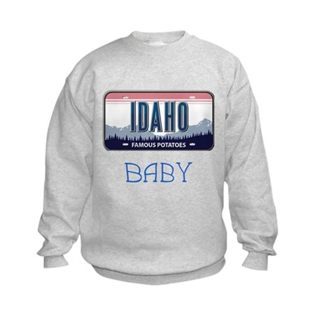 Idaho Kids Sweatshirt