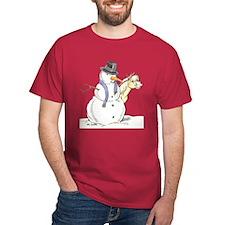 Uhoh Nose In Danger T-Shirt