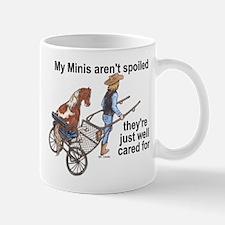 Minis Aren't Spoiled Mug