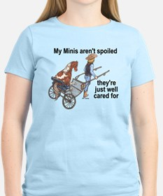 Minis Aren't Spoiled T-Shirt