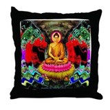 Meditation Throw Pillows