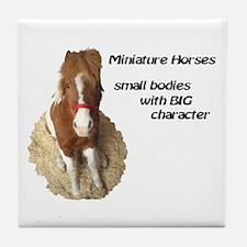 Big Character Tile Coaster
