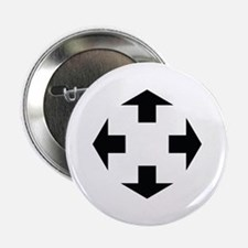 "arrows up down left right 2.25"" Button"