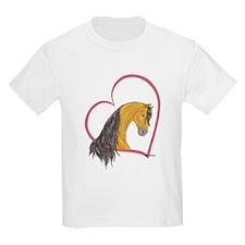 Buckskin Heartline T-Shirt