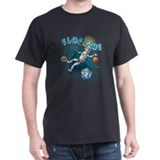 'Floating with GPS' T-Shirt