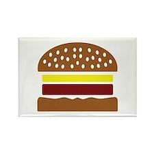 hamburger icon Rectangle Magnet (10 pack)