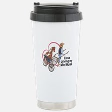Love Driving PMH Stainless Steel Travel Mug
