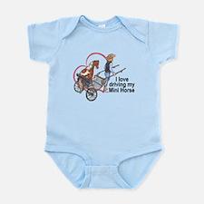 Love Driving PMH Infant Bodysuit