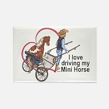 Love Driving PMH Rectangle Magnet