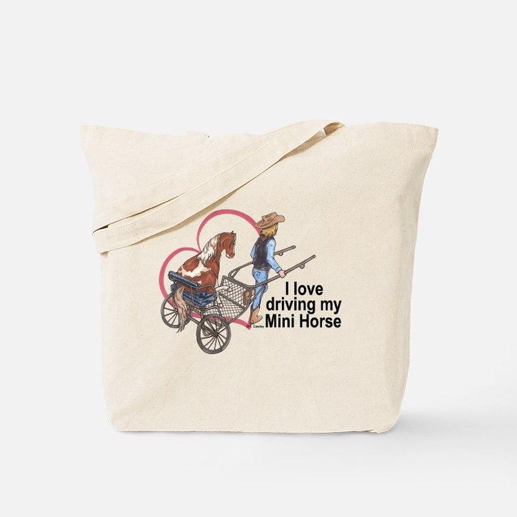 Love Driving PMH Tote Bag