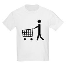 shopping cart icon T-Shirt