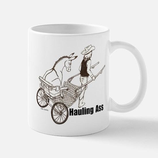 Hauling A Mug