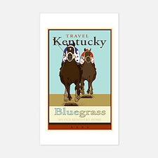 Travel Kentucky Rectangle Decal
