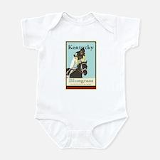 Travel Kentucky Infant Bodysuit