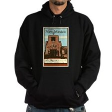Travel New Mexico Hoodie