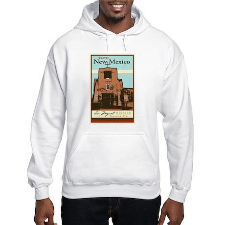 Travel New Mexico Hooded Sweatshirt