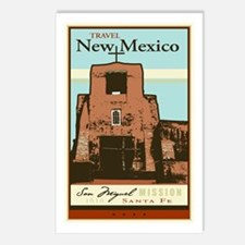 Travel New Mexico Postcards (Package of 8)