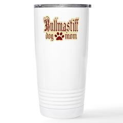 Bullmastiff Mom Travel Mug