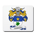 Figuera Coat of Arms Mousepad
