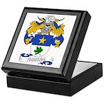 Figuera Coat of Arms Keepsake Box