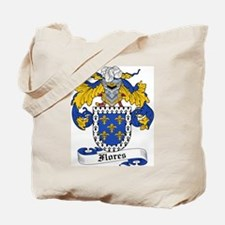 Flores Coat of Arms Tote Bag