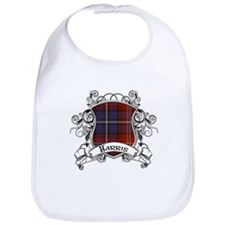 Harris Tartan Shield Bib