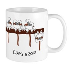 Cotton-top Tamarin Mug