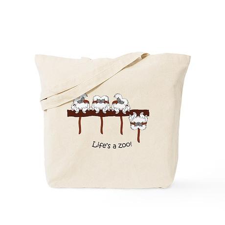 Cotton-top Tamarin Tote Bag
