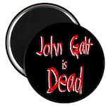 John Galt is Dead Magnet