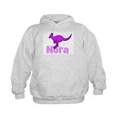 Nora (Lavendar) - Kangaroo Hoodie