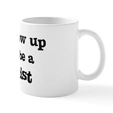 Be A Journalist Mug