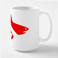 Sharky Jet Fuel Coffee Mug
