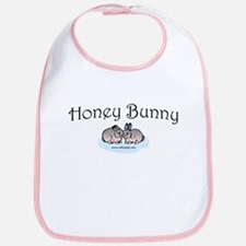 Honey Bunny Bib