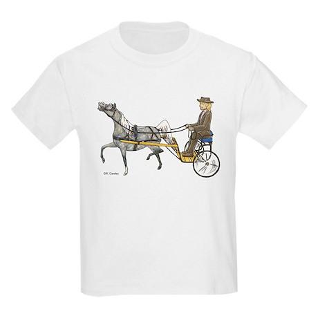 Mini with cart Kids Light T-Shirt