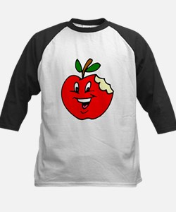 Cute Apple Baseball Jersey