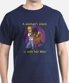 B Woman's Place2 T-Shirt