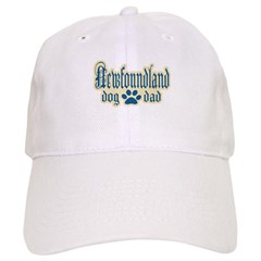 Newfoundland Dad Baseball Cap